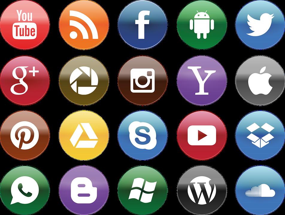 Web 2.0 : les réseaux sociaux à travers le monde entier !