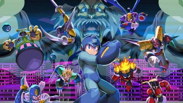 Le Jeu Vidéo Megaman x Legacy 1 et 2 !