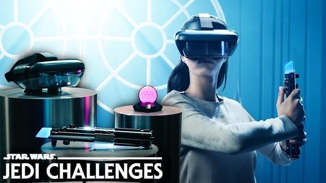 Star Wars, le Jedi Challenges par Lenovo et Disney !