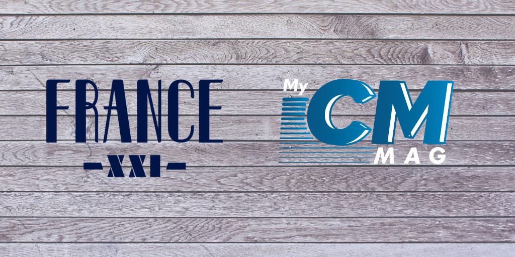 France XXI, une marque française avec de l'humour et de la joie !