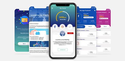 MyCiircle, une application pour gérer vos réseaux sociaux