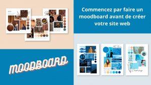 Commencez par faire un moodboard avant de créer votre site web 👨💻👩💻