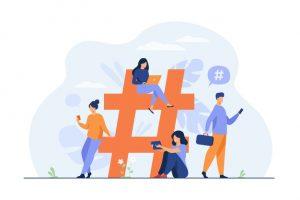 Read more about the article Trouvez les bons hashtag sur LinkedIn