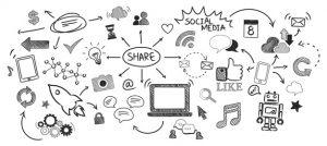 Read more about the article Créer une stratégie social media pour ses clients ou pour soi !