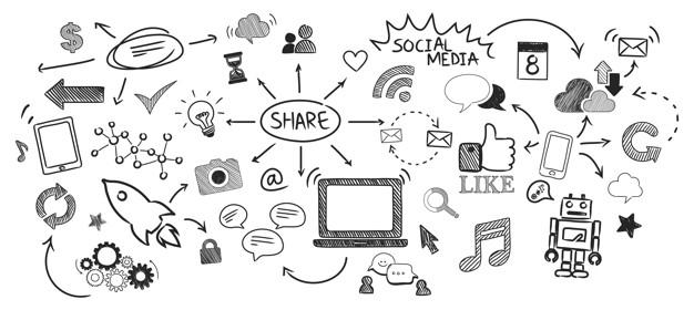 Créer une stratégie social media pour ses clients ou pour soi ! 📱💻