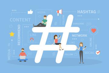 Read more about the article Les différents outils de hashtag pour les réseaux sociaux !