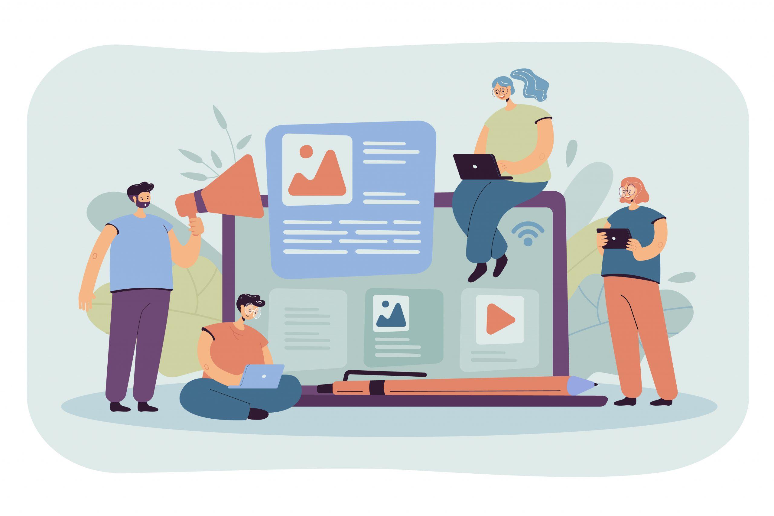 Read more about the article Comment faire pour avoir un message impactant sur les réseaux sociaux ?